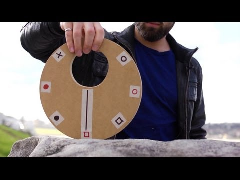 Spinning Disk Trick Solution