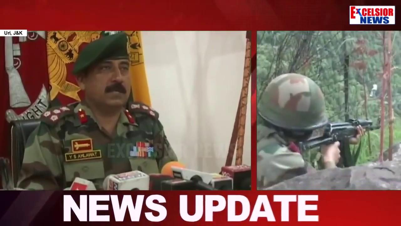Army averts Uri-type attack Militants killed were fidayeen