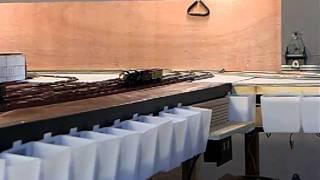Streamlined Backshop Services N-Scale Tsunami Heavy Steam Sound Boxcar
