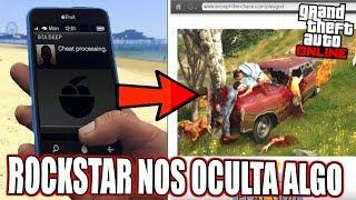 ROCKSTAR NOS HA OCULTADO ESTO! PAGINAS WEB OCULTAS EN EL MÓVIL DE GTA 5!