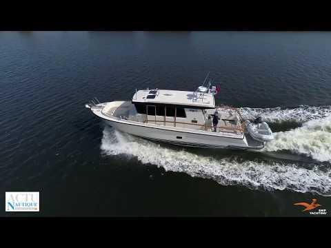 Découverte Du Targa 37 Tarfish, La Rolls Des Fishing