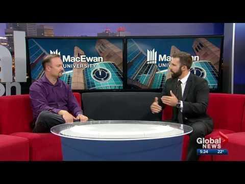 Security expert weighs in on MacEwan fraud  Watch News Videos Online
