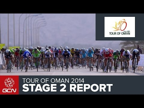 Tour Of Oman 2014 - Stage 2 Race Report
