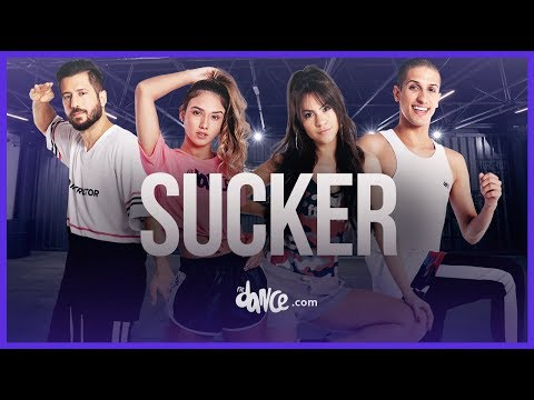 Sucker - Jonas Brothers | FitDance Life (Official Choreography)