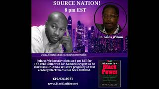 Dr  Samori Swygert discusses Dr. Amos Wilson's Prophecy About Black Media