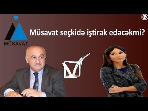 Müsavat Partiyası seçki haqqında qərar qəbul edir.