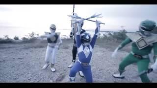 Mighty Morphing Power/Rangers short fan film