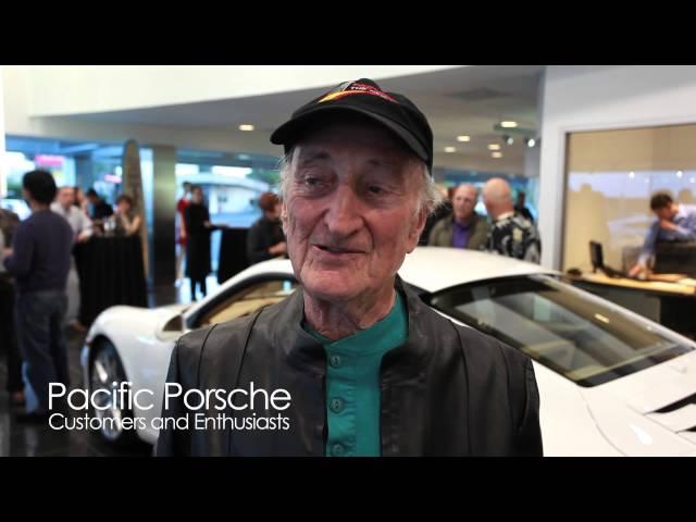 2012 Porsche 911 Launch Event Pacific Porsche