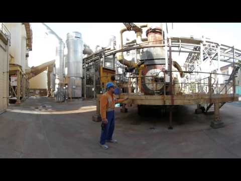 Ballance Mount Maunganui Superphosphate Plant 360° Tour