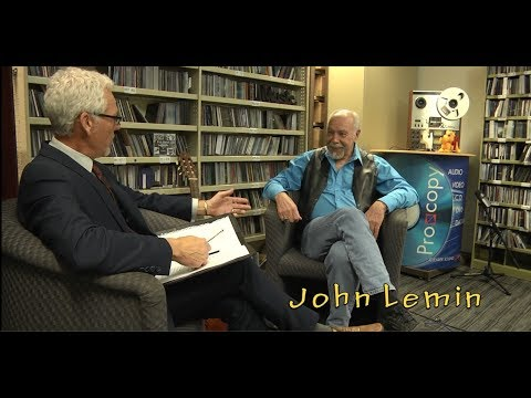 The Profile Ep 29 John Lemin chats with Gary Dunn