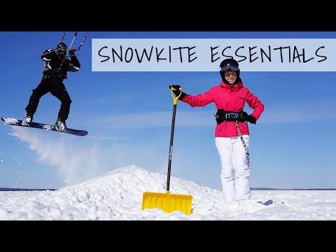Ultimate Snowkiting Checklist (Kitesurf In SNOW!)