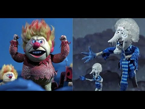 The Miser Brothers Introduction  The Year Without Santa Claus