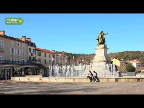 Cahors, France - Le Puy Camino - CaminoWays.com - Unravel Travel TV
