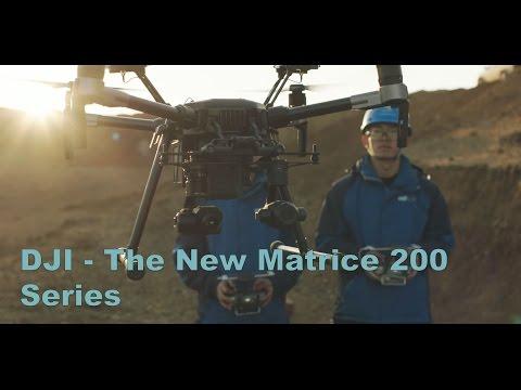 DJI - the new Matrice 200 Series
