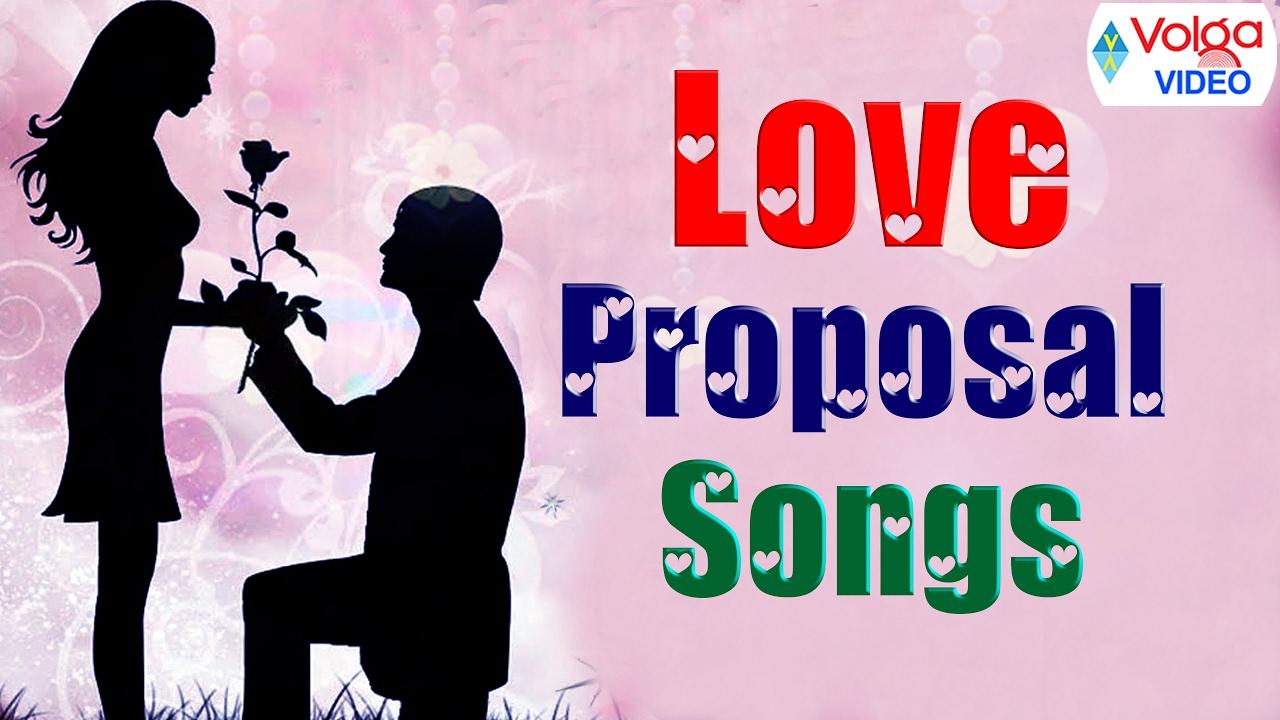 Top proposal songs