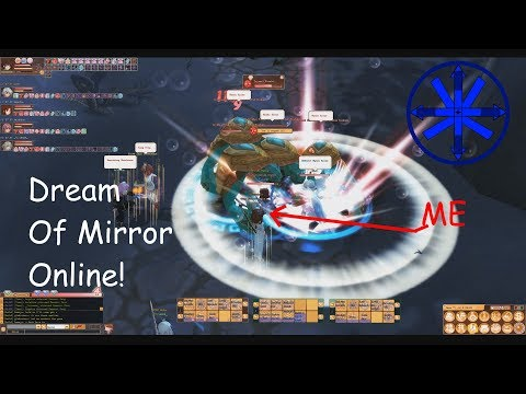 Dream Of Mirror Online - Level 60-70 Spooky Bottom