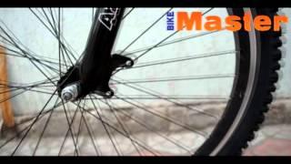 Azimut Dream. Горный складной велосипед