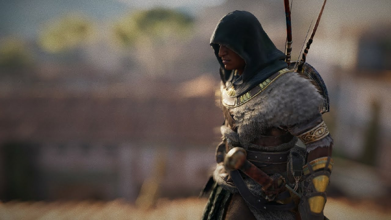 Assassin 39 s creed origins dress of the coastal realm outfit youtube - Assassin s creed pictures ...