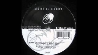 tribal twins give me the musik saeedpalash remix