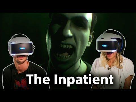 ¡Jugamos a The Inpatient y da mucho MIEDO!