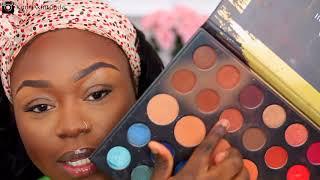 Classic Prom Makeup Tutorial For Dark Skin 2018