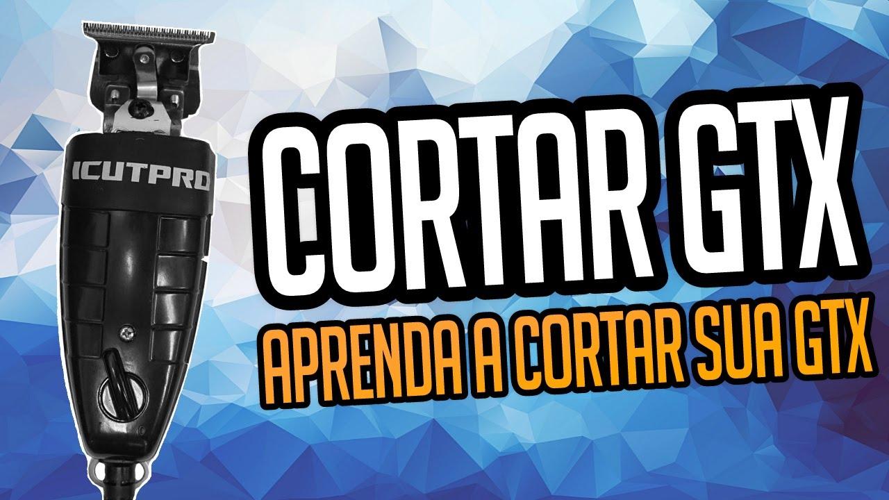 d5261d7d5 COMO CORTAR SUA ANDIS GTX - YouTube