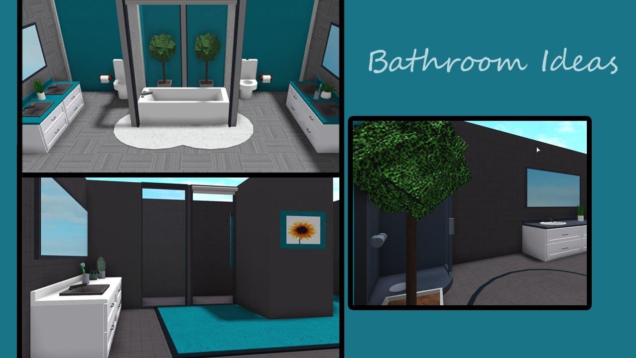 Bathroom ideas for your Bloxburg house - Roblox Bloxburg ...