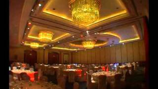 Marriott Ballroom Gobo Lighting