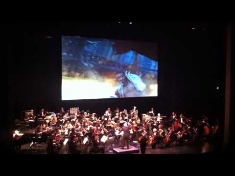 Sephiroth - Final Fantasy - Distant Worlds - New York, Orchestra show