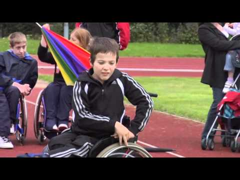 Irish Wheelchair Association Charity Video