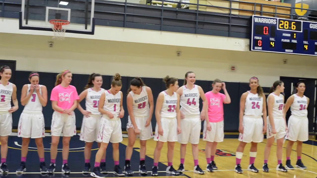 Corban Women's Basketball vs Warner Pacific Highlights (02 ...