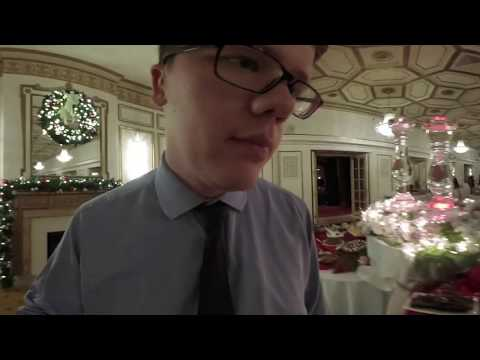 360 Tour – Large Holiday Party at the Hotel Vancouver – Very fancy
