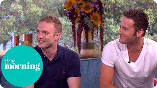 Chris Fountain Opens Up About His Corrie Sacking And Gary Lucy Talks The Full Monty   This Morning