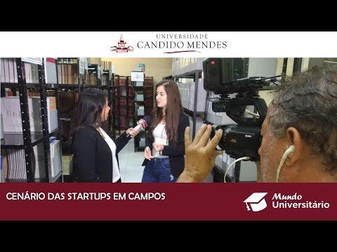 Cenário do universo das startups em Campos