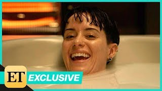 Claire Foy Can't Keep a Straight Face in The Girl in the Spider's Web Gag Reel (Exclusive)