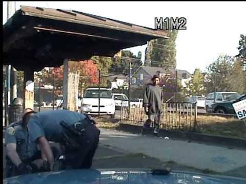 Leo Etherly strangled and punched twice by Seattle Police