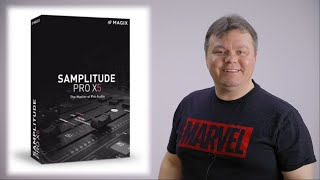 Magix Samplitude Pro X5 - What's new ? (fixed)
