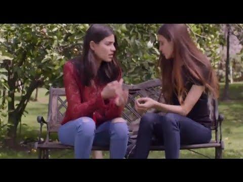 Juliana y Valentina parte 41 - Discusion #AmarAMuerte #Juliantina