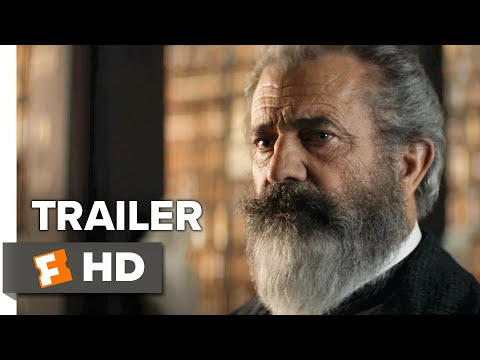The Professor and the Madman Trailer #2 (2019) | Movieclips Indie
