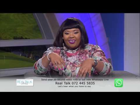 Real Talk with Anele Season 3 Episode 62  Vusi Thembekwayo