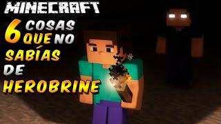 Minecraft: 6 cosas que no sabías de Herobrine - Rabahrex