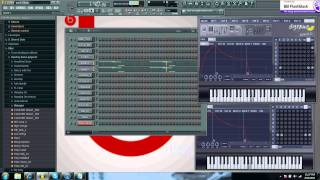 Tyga - Rack City Instrumental Remake FL STUDIO (w/ flp download!!!!)