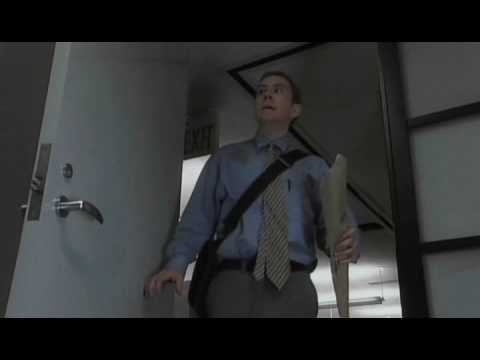NEW GUY - scene from office comedy thriller