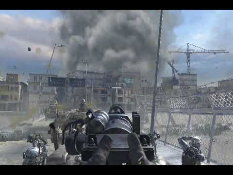 Modern Warfare 2 on embedded Radeon HD 3200