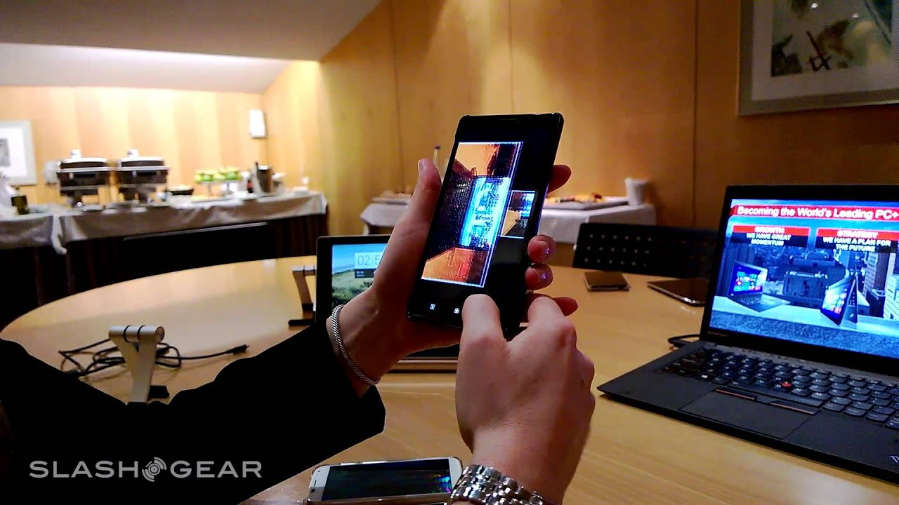 Lenovo SNAPit Camera app hands-on