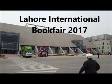 Lahore international Bookfair 2017 Expo centre Lahore