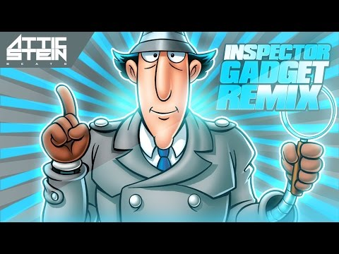 INSPECTOR GADGET THEME SONG REMIX [PROD. BY ATTIC STEIN]