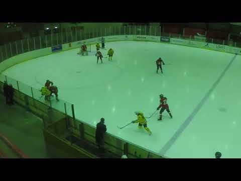 Ishockey Damer 1. divisjon, Kongsberg/Ringerike - Skien 25/02/2018 3. periode