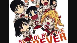 Amai Yume - School Rumble Image Album: Sawachika Eri