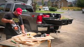 Decked Truck Bed Storage System - What's In Your Drawers?